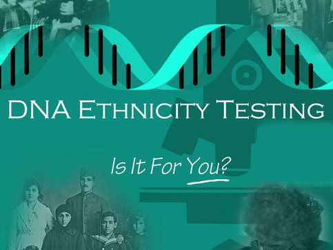 What Does Your DNA Reveal (and why would you want to know?)