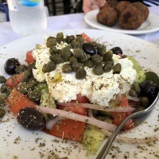 Naxos salad