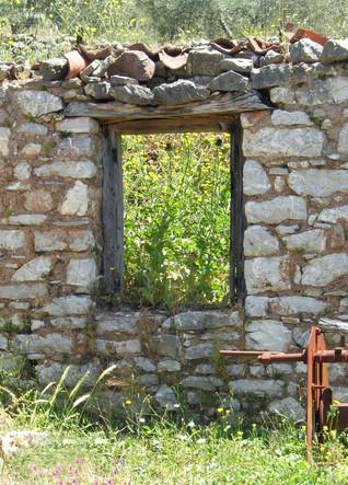 Arcadia-Greece-stone-wall-window.JPG