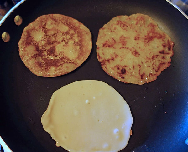 Ancient Greek Pancakes_Tiganites_The Gre