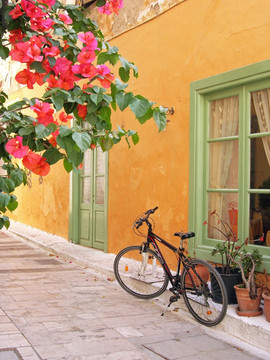Nafplio-bicycle-The-Greekish-Life.JPG
