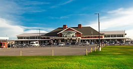 Plattsburgh International Airport Termin