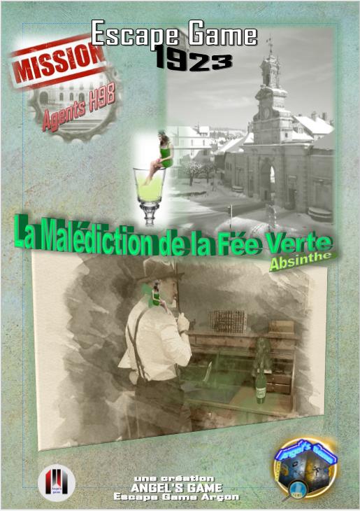 La Malédiction de la Fée Verte (6 pers)