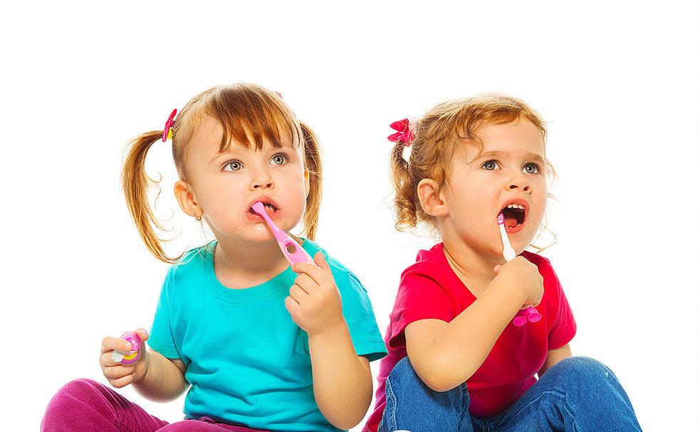 Preschool Cleaning (1-4 yrs)