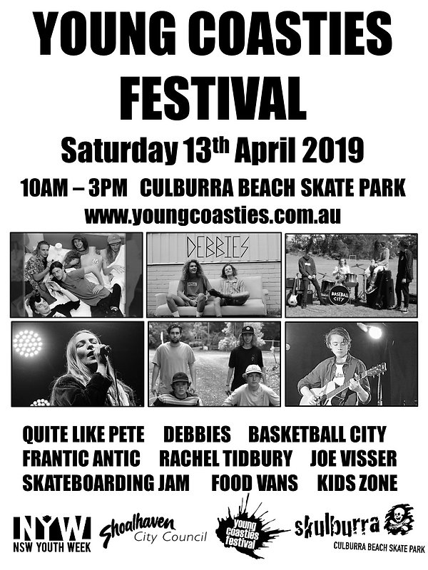 Poster File YCF Youth Week_YoungCoasties