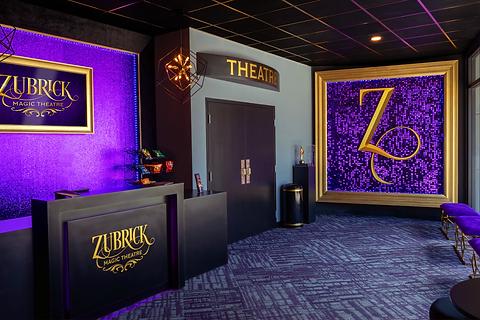 Zubrick Magic Theatre Lobby