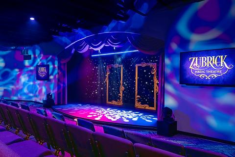 Zubrick Magic Theatre Showroom