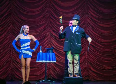 Magic Show Live Performance