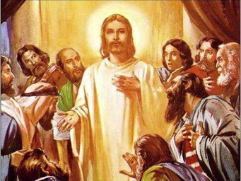 A Paz esteja convosco! 3º Domingo da Páscoa