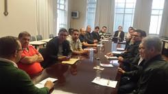 Sacerdotes se encontram para a 1ª reunião do Vicariato Episcopal para a Ação Missionária nas Vilas e