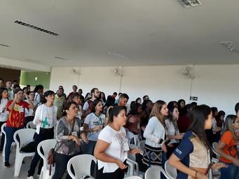 Juventude marca presença em Formação para líderes da Rense