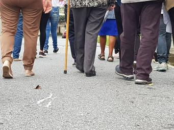 Caminhada Penitencial: nossa conversão