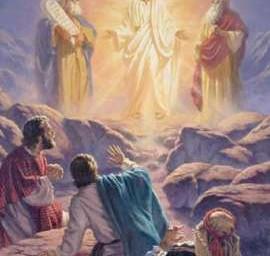 Transfiguração - A Luz que nos Espera