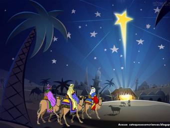 """""""Vimos sua estrela no oriente"""" - Epifania do Senhor"""