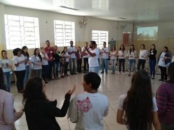 Espiritualidade e reflexão em encontrão com as Juventudes