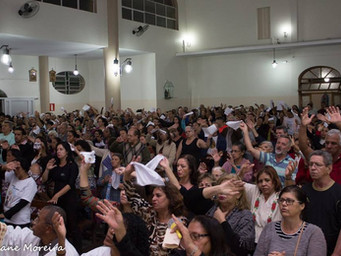 Viva Santo Antônio! Comunidade celebra festa do Padroeiro!