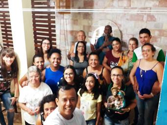 Ano Missionário: famílias são visitadas pela Pastoral Familiar