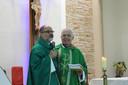 Pe. Toninho celebra 01 ano de caminhada em nossa Paróquia