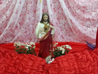 Junho: Sagrado Coração de Jesus