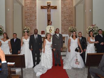 Casamento Comunitário: um novo começo na caminhada com Deus!