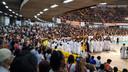 Caravana da Paróquia marca presença na Missa da Unidade
