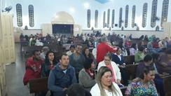Juventude da Forania se reúne em Missa