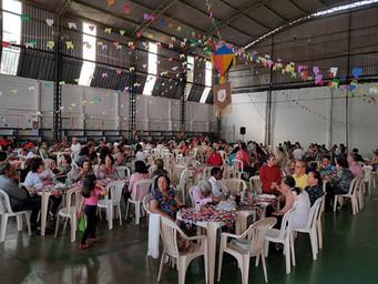 Domingo Festivo em Honra ao Padroeiro