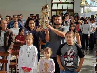 Festa da Assunção encerra Semana Nacional da Família