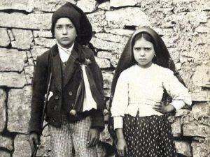 Canonização dos beatos Francisco e Jacinta Marto – 13 de maio