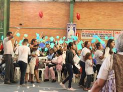 Missa da Esperança reúne milhares de fiéis