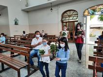 Paróquia celebra Padroeira do Brasil