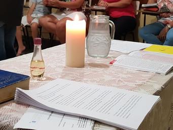 Grupos participam de Formação Paroquial