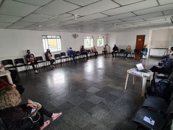 Conselho Pastoral se reúne presencialmente depois de 7 meses