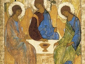 Santíssima Trindade: Vossa força tudo cria!