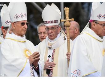 Papa manda mensagem a Bispos Latino-americanos