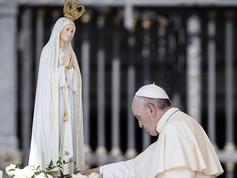 Maria é Mãe da esperança, não somos órfãos