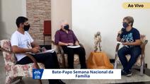 Paróquia promove bate-papo sobre Família