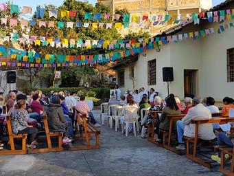 Manhã de Festa no dia do Padroeiro