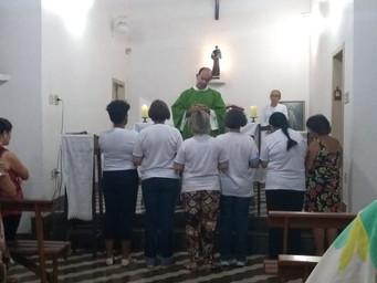 Missionários da Paróquia vão para Bolívia
