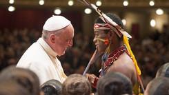 """Francisco: o Sínodo da Amazônia é filho da """"Laudato si"""""""