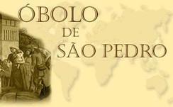Óbulo de São Pedro: nossa ajuda a jornada da caridade do Papa