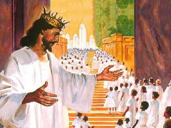 Vinde Benditos do meu Pai - Solenidade de Cristo Rei