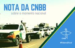 CNBB emite nota sobre a situação do País