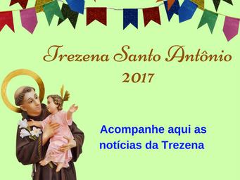 Trezena de Santo Antônio 2017