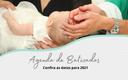 Confira a agenda de batizados até dezembro/21