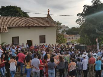 Ramos: Semana Santa começa com procissão de Ramos e celebração da Paixão