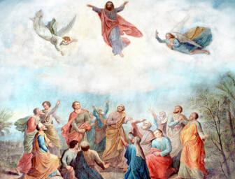 Ascensão: subir à Galileia...