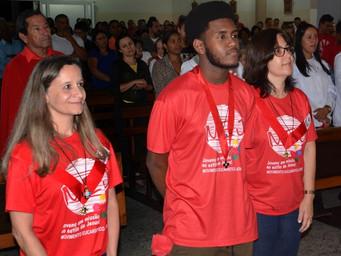 Jovem recebe envio para participar de Encontro Nacional do MEJ