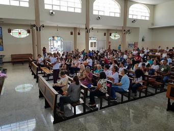 Assembleia Paroquial: união para evangelizar
