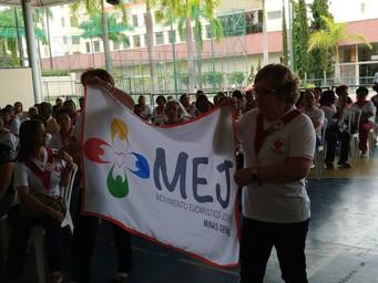 MEJ participa de Encontro Estadual do Movimento
